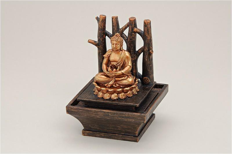 zimmerbrunnen buddha tischdeko. Black Bedroom Furniture Sets. Home Design Ideas